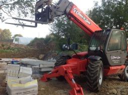 Heavy lifting equipment