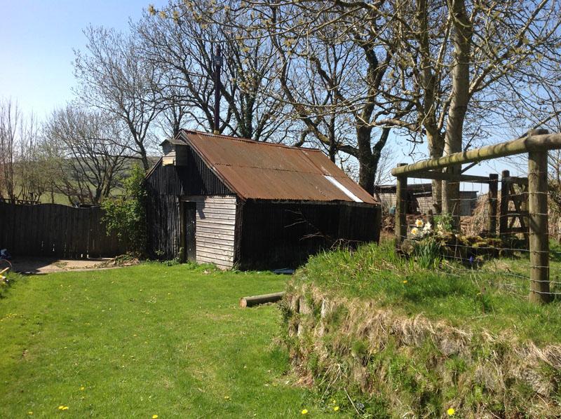 Barn access